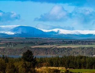Highlands-Panorama